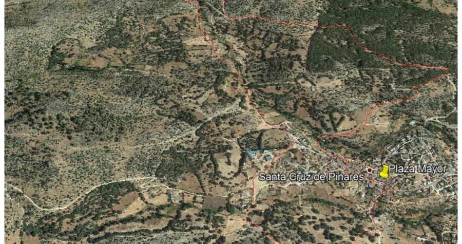 Ruta por la Presa de Santa Cruz de Pinares
