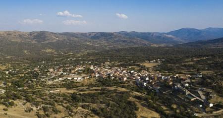 Vista desde el norte