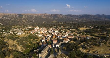 Vista desde el oeste