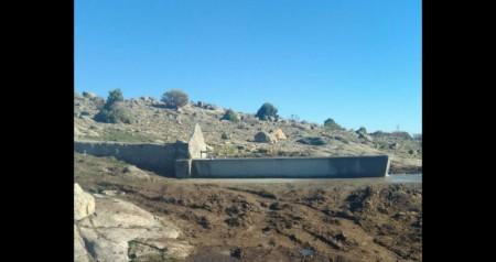Fuente de Las Lagunas después de la rehabilitación