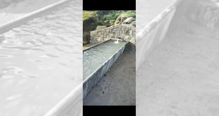 Fuente La Mata Enmedio, después de la rehabilitación.